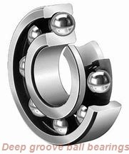 30 mm x 72 mm x 19 mm  ZEN P6306-SB deep groove ball bearings