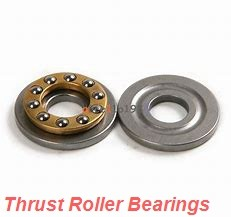 50 mm x 78 mm x 6,5 mm  NBS 81210TN thrust roller bearings