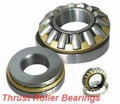 ISO 29340 M thrust roller bearings