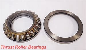 ISO 29348 M thrust roller bearings