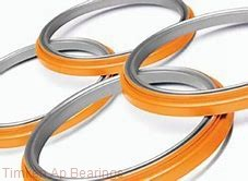 Axle end cap K412057-90011 Backing ring K95200-90010        AP Bearings for Industrial Application