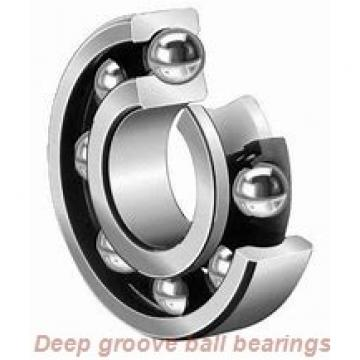 SNR UC207 deep groove ball bearings