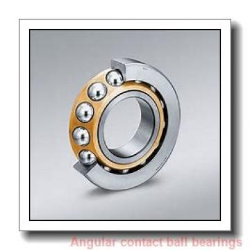 10 mm x 35 mm x 11 mm  ISO 7300 A angular contact ball bearings