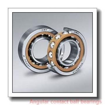42 mm x 80 mm x 36 mm  PFI PW42800036/34CS angular contact ball bearings