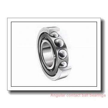 40 mm x 80 mm x 18 mm  NACHI 7208CDT angular contact ball bearings