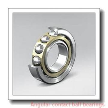 70 mm x 110 mm x 20 mm  SKF 7014 ACE/P4A angular contact ball bearings