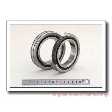 140 mm x 190 mm x 22,5 mm  NTN HTA928DB angular contact ball bearings