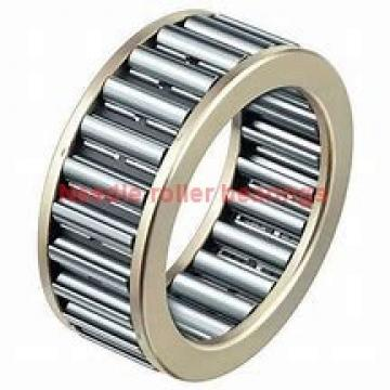 35 mm x 50 mm x 17 mm  JNS NAF 355017 needle roller bearings