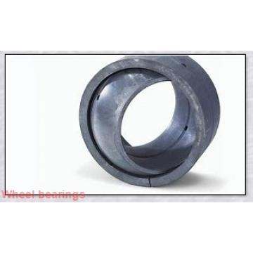 Toyana CX627 wheel bearings