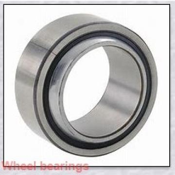 Toyana CX121 wheel bearings