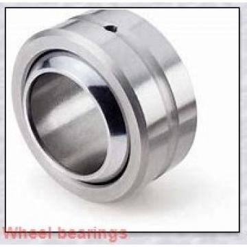 Toyana CX422 wheel bearings