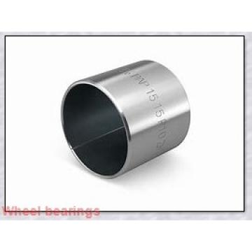 Toyana CX400 wheel bearings