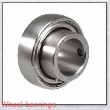 Toyana CX143 wheel bearings