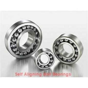 35 mm x 72 mm x 23 mm  ISO 2207K-2RS+H307 self aligning ball bearings