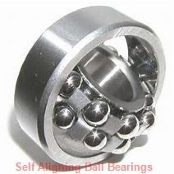 25 mm x 52 mm x 18 mm  NSK 2205 K self aligning ball bearings