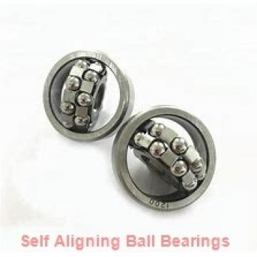 95 mm x 170 mm x 32 mm  NKE 1219-K self aligning ball bearings