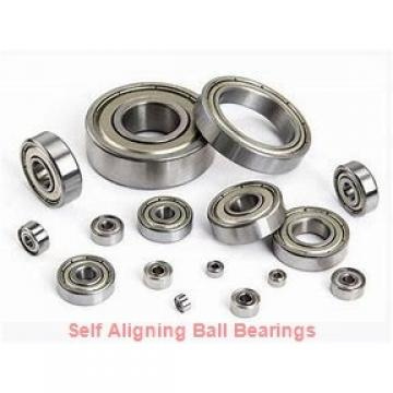 20 mm x 47 mm x 18 mm  FAG 2204-2RS-TVH self aligning ball bearings