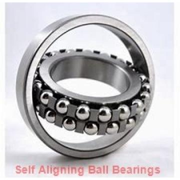 100 mm x 215 mm x 73 mm  ISO 2320K self aligning ball bearings