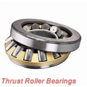 10 mm x 52 mm x 8 mm  IKO CRBF 108 AT UU thrust roller bearings
