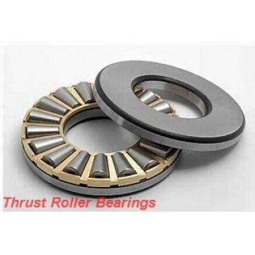 85 mm x 110 mm x 5,75 mm  SKF 81117TN thrust roller bearings