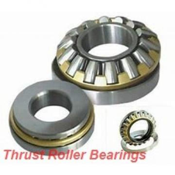 ISO 29376 M thrust roller bearings