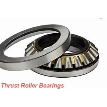INA RCT24-A thrust roller bearings