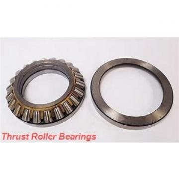 ISO 29364 M thrust roller bearings
