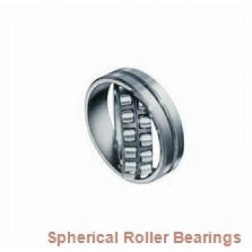 260 mm x 480 mm x 130 mm  ISB 22252 spherical roller bearings