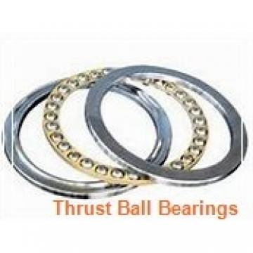 85 mm x 180 mm x 41 mm  FAG 7603085-TVP thrust ball bearings