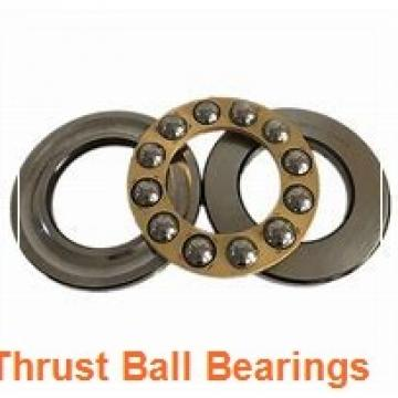 160 mm x 340 mm x 68 mm  SKF NU 332 ECM thrust ball bearings