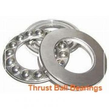SKF 51117 thrust ball bearings