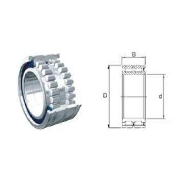 30 mm x 55 mm x 34 mm  ZEN NCF5006-2LSV cylindrical roller bearings