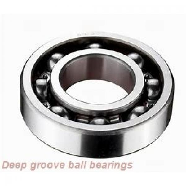 50 mm x 72 mm x 12 mm  NKE 61910-2RSR deep groove ball bearings #2 image