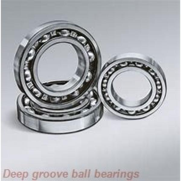 34,925 mm x 72 mm x 42,86 mm  Timken ER22 deep groove ball bearings #2 image