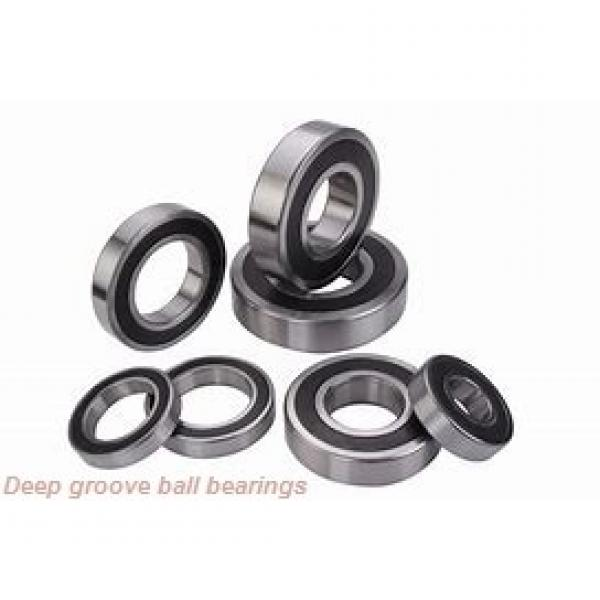 20 mm x 52 mm x 15 mm  SNR 10R6304AF386 deep groove ball bearings #1 image