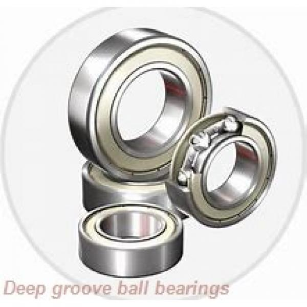 50 mm x 72 mm x 12 mm  NKE 61910-2RSR deep groove ball bearings #1 image