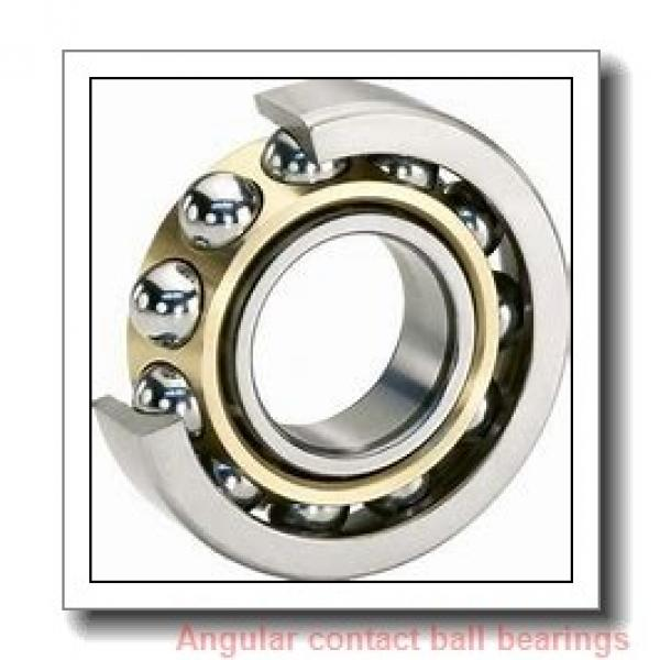50 mm x 72 mm x 12 mm  NTN 7910UCG/GNP42 angular contact ball bearings #1 image