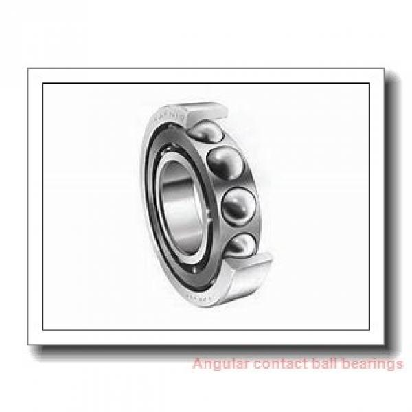 180,000 mm x 250,000 mm x 66,000 mm  NTN SF3635DB angular contact ball bearings #1 image