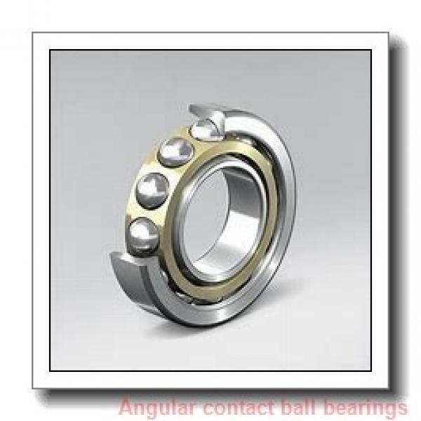 130 mm x 230 mm x 40 mm  NSK 7226 B angular contact ball bearings #1 image