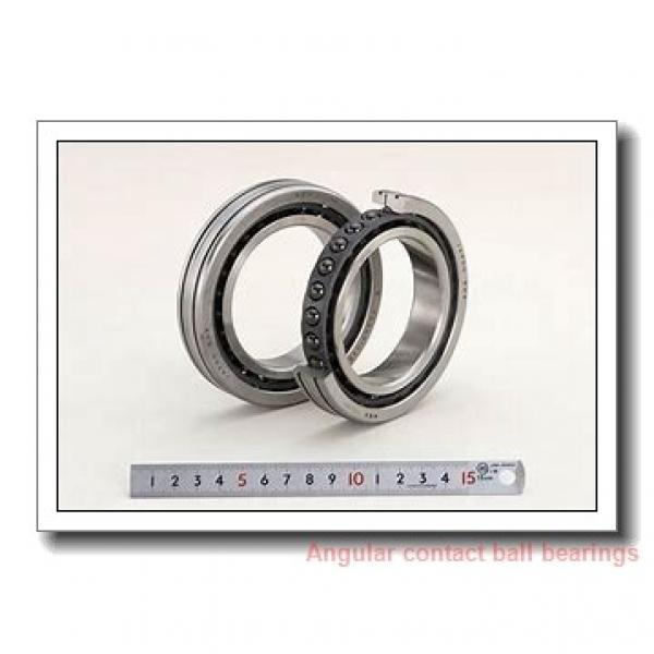140 mm x 190 mm x 22,5 mm  NTN HTA928DB angular contact ball bearings #1 image