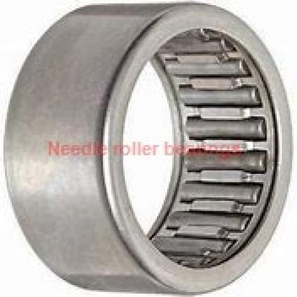 25 mm x 40 mm x 17 mm  JNS NAF 254017 needle roller bearings #3 image