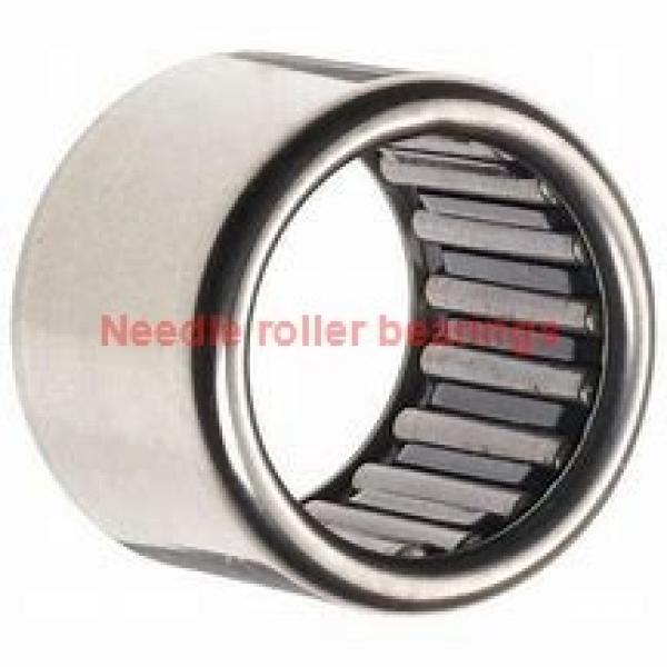 25 mm x 40 mm x 17 mm  JNS NAF 254017 needle roller bearings #2 image