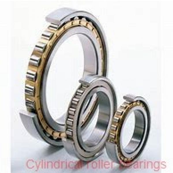 35 mm x 72 mm x 17 mm  SIGMA N 207 cylindrical roller bearings #1 image