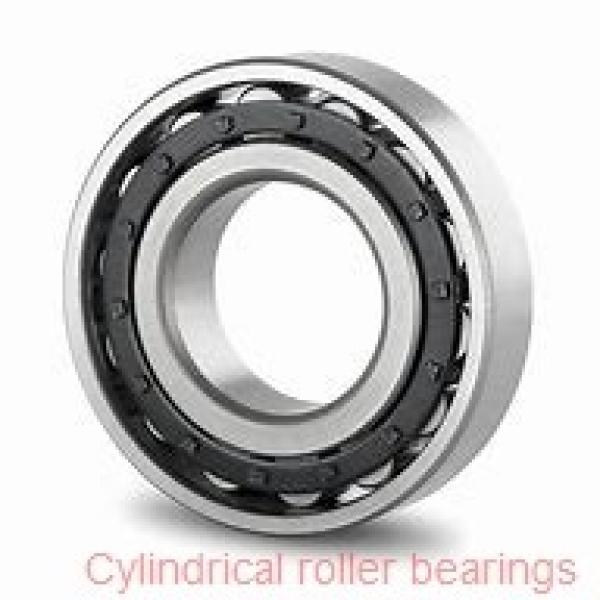 70 mm x 125 mm x 31 mm  KOYO NUP2214 cylindrical roller bearings #1 image