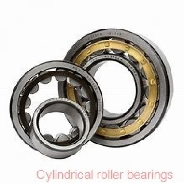 110 mm x 240 mm x 50 mm  NSK N 322 cylindrical roller bearings #1 image