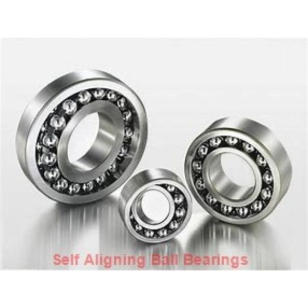 15 mm x 42 mm x 17 mm  NTN 2302S self aligning ball bearings #2 image