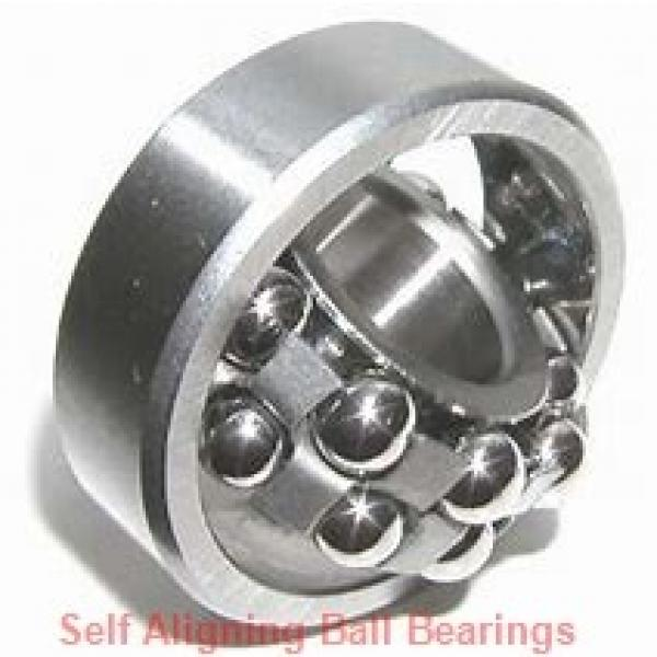20 mm x 52 mm x 15 mm  NSK 1304 K self aligning ball bearings #1 image