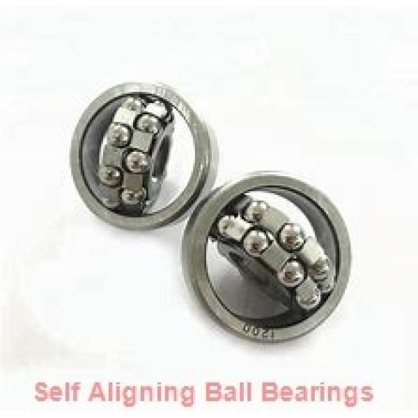 25 mm x 62 mm x 17 mm  SKF 1305EKTN9 self aligning ball bearings #1 image