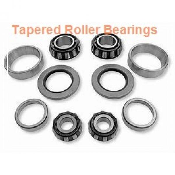 76,2 mm x 161,925 mm x 48,26 mm  Timken 755/752 tapered roller bearings #1 image