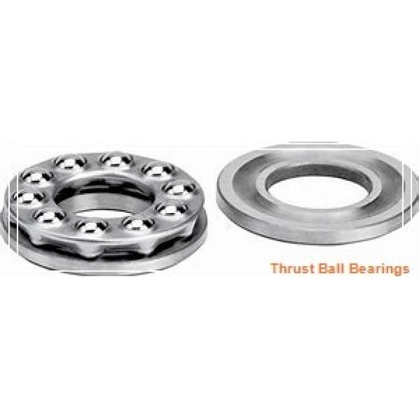 NKE 53422-MP+U422 thrust ball bearings #1 image